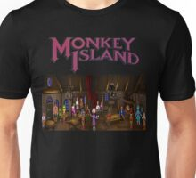 Monkey island  Unisex T-Shirt