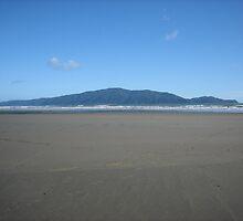 Kapiti Island,New Zealand  by SamanthaT