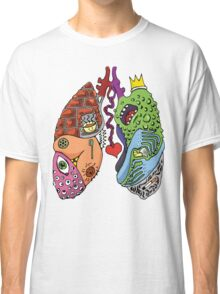 Stupid Lookin' Lungs Classic T-Shirt