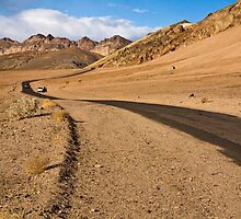 Death Valley Road by Nickolay Stanev