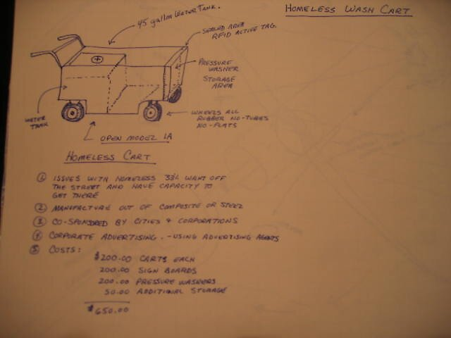 Mobile Micro-Loan Push Cart Business Prototype Design by Lance Winslow by Lance  Winslow