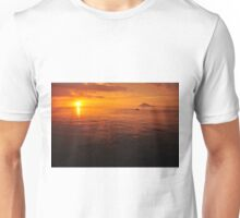 Indonesian Sunset Unisex T-Shirt