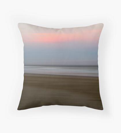 Beach Impressions #2 Throw Pillow