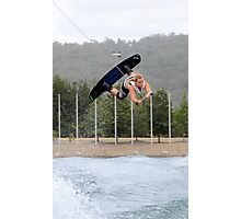 Hayley Smith (Pro Wakeboarder) Photographic Print