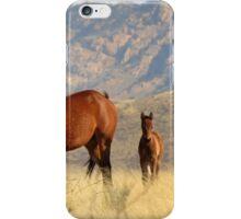 Mountain Mama  iPhone Case/Skin