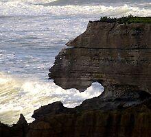 Pancake Rocks  by Hayley Watson