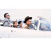 Cruisin' Clash Photographic Print
