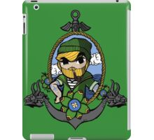 Sailor Link iPad Case/Skin