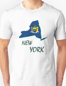 new york state flag T-Shirt