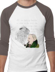 Tolkien  Men's Baseball ¾ T-Shirt