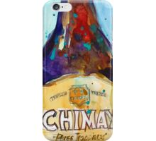Chimay Triple - Authentic Trappist Beer Belgian Beer iPhone Case/Skin
