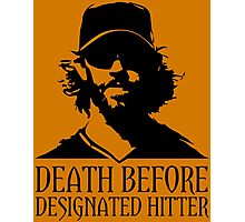 "SF Giants ""Designated Hitter"" Photographic Print"