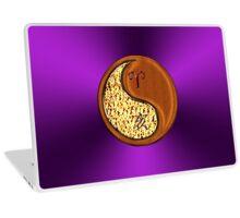 Aries & Boar Yin Wood Laptop Skin