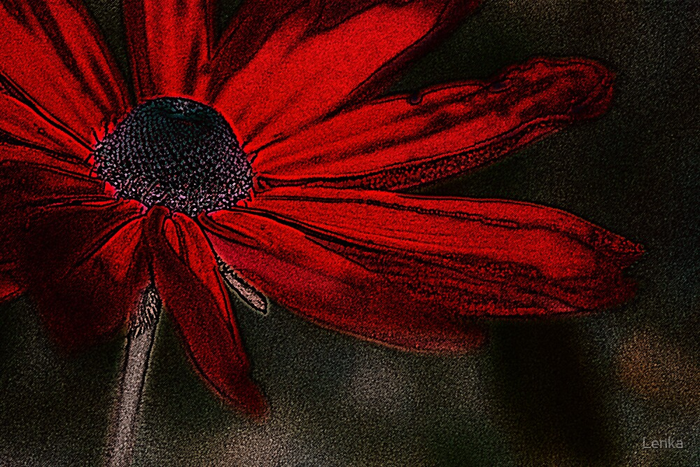 Red, for you... by Lenka