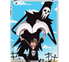 Death and His Boy iPad Case/Skin