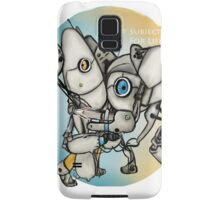 Test Subjects For Life Samsung Galaxy Case/Skin