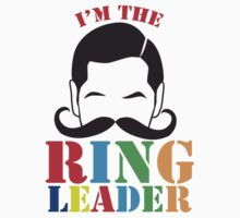 I'm the RINGLEADER by jazzydevil