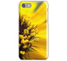 Yellow Pollen iPhone Case/Skin