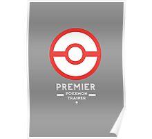 Premier Trainer Poster
