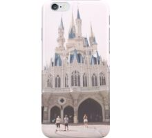 WDW castle iPhone Case/Skin