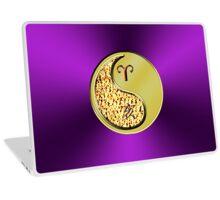 Aries & Boar Yin Metal Laptop Skin