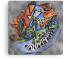 d mozart in disguise... Canvas Print