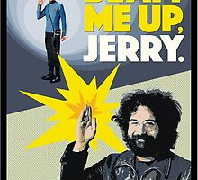 Beam me up, Jerry. by kimmiers