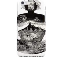 Flower Travellin Band Shirt! iPhone Case/Skin