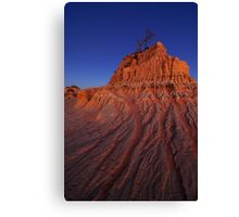 Lake Mungo at Dusk Canvas Print