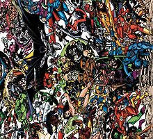 All Superhero by CantikaCase