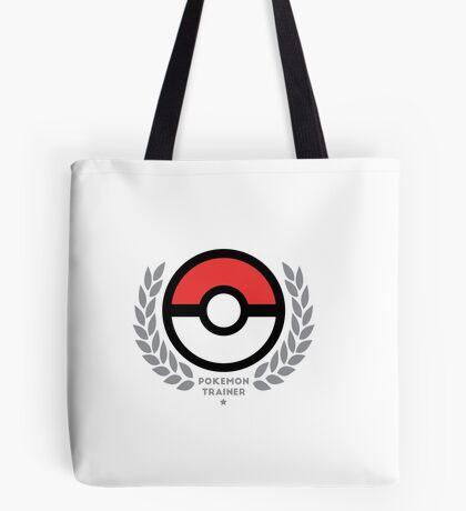 Pokemon Trainer Tote Bag