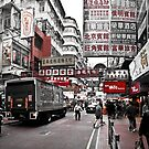 A Mong Kok minute by Paul Ryan