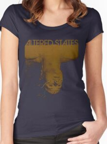 Altered states shirt! Women's Fitted Scoop T-Shirt