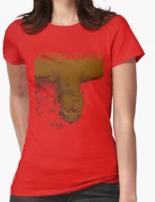 Altered states shirt! Womens Fitted T-Shirt