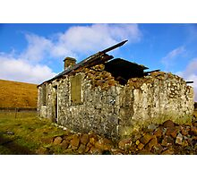 Ruin in the Dales #4 Photographic Print