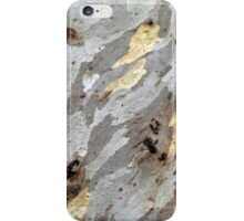 Gum tree bark 11 iPhone Case/Skin