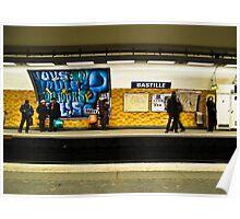 Bastille, redux Poster