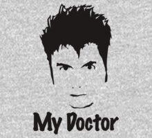 David Tennant is My Doctor by BlueMonkey3000