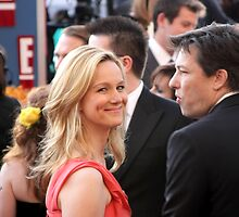 Laura Linney by abfabphoto
