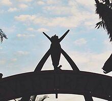 Disneyland's Adventureland  by whitneymicaela