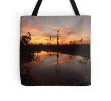 Sunset no. 8 Tote Bag