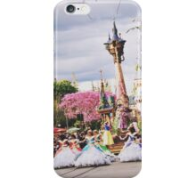 Disneyland's Soundsational Parade  iPhone Case/Skin