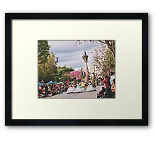 Disneyland's Soundsational Parade  Framed Print