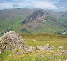 The Lake District: Yewbarrow by Rob Parsons