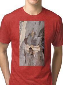 Gum tree bark 8: creased knee Tri-blend T-Shirt