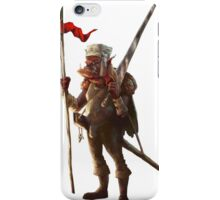 Orc Scout iPhone Case/Skin