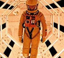 2001 A Space Odyssey shirt! Sticker