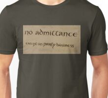 party business Unisex T-Shirt