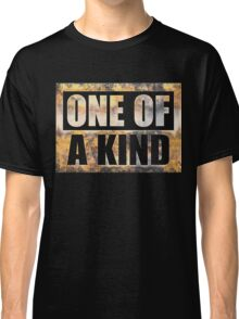 One Of A Kind G Dragon Classic T-Shirt