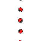 Pokemon Pokeballs by flashman